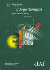 Le théâtre d'Argentomagus ; Saint-Marcel indre - Intérieur - Format classique