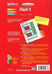 Guidexpress Flash 5 - 4ème de couverture - Format classique