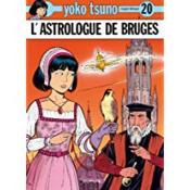 Yoko Tsuno T.20 ; l'astrologue de Bruges - Couverture - Format classique