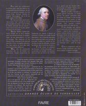Stubbs le peintre tres anglais du cheval - 4ème de couverture - Format classique