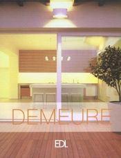 Demeure - Intérieur - Format classique