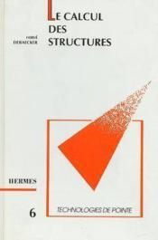 Calcul des structures - Couverture - Format classique