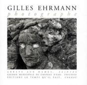 Gilles Ehrmann - Couverture - Format classique