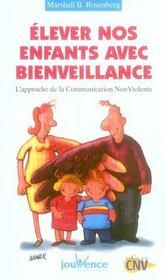 Élever nos enfants avec bienveillance ; l'approche de la communication non violente - Intérieur - Format classique