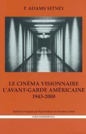 Cinema Visionnaire (Le) - Couverture - Format classique