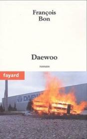 Daewoo - Couverture - Format classique