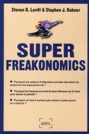 Super freakonomics - Couverture - Format classique