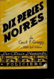 Dix Perles Noires (Ten Black Pearls) - Couverture - Format classique
