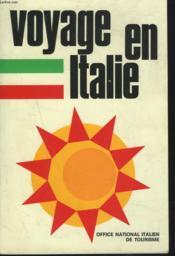 Voyage En Italie - Couverture - Format classique