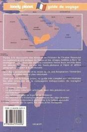 Yemen (Francais) - Couverture - Format classique