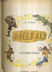 Peter Pan. - Couverture - Format classique