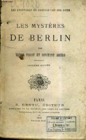 Les Aventures De Gaspard Van Der Gomm - Les Mysteres De Berlin / 12e Edition. - Couverture - Format classique