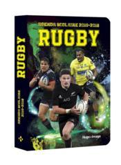Agenda scolaire ; rugby - Couverture - Format classique