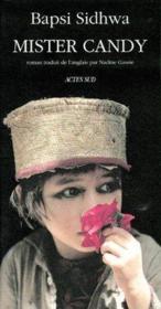Mister Candy - Couverture - Format classique