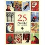 25 Noël du monde - Couverture - Format classique