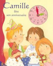 Camille fete son anniversaire - Intérieur - Format classique