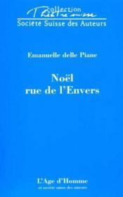 Noel Rue De L'Envers - Couverture - Format classique