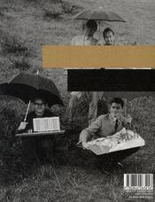 Le nuage magellan - 4ème de couverture - Format classique
