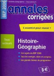 Annales Corrigees T.25 (édition 2006) - Couverture - Format classique