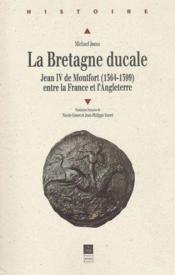Bretagne ducale - Couverture - Format classique