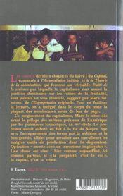 L'expropriation originelle - 4ème de couverture - Format classique