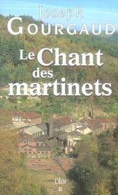 Chant Des Martinets (Le) - Intérieur - Format classique
