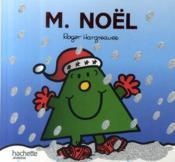 Monsieur Noël - Couverture - Format classique