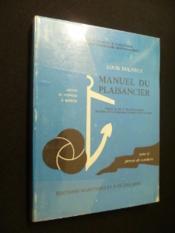 Manuel du plaisancier, canots et vedettes à moteur - Couverture - Format classique