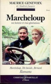 Marcheloup - Couverture - Format classique