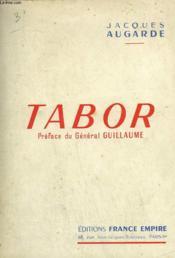 Tabor. - Couverture - Format classique