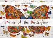 Prince of the butterflies - Couverture - Format classique
