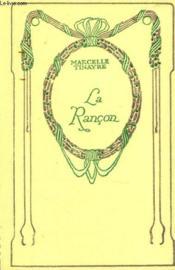 La rançon. - Couverture - Format classique