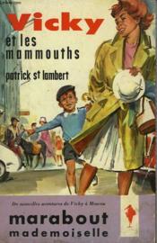 Vicky Et Les Mammouths - Couverture - Format classique