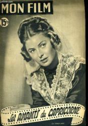 Mon Film N° 224 - Ls Amants Du Capricorne - Couverture - Format classique