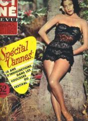 Cine Revue - Special Cannes - 37e Annee - N° 18 - La Petite Hutte - Couverture - Format classique