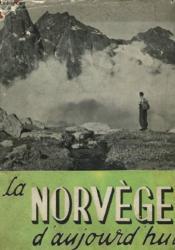 La Norvege D'Aujourd'Hui - Couverture - Format classique