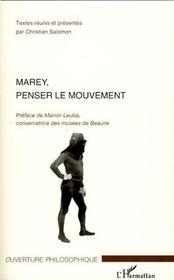 Marey, penser le mouvement - Intérieur - Format classique