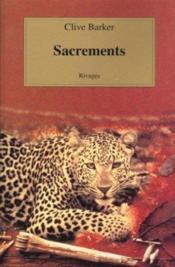 Sacrements - Couverture - Format classique