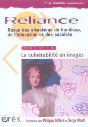 La vunlnérabilité eb images - Intérieur - Format classique