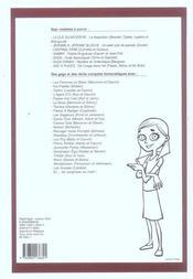 Recueil Spirou t.283 - 4ème de couverture - Format classique