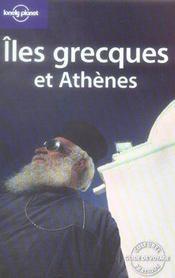 Iles grecques et athenes (4e edition) - Intérieur - Format classique