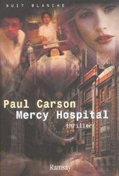Mercy hospital - Intérieur - Format classique