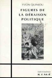 Figures De La Deraison Politique - Couverture - Format classique