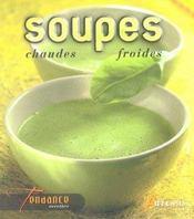 Soupes Chaudes Et Froides (Ou Sucrees Et Salees) - Intérieur - Format classique