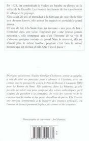 Meprise (La) - 4ème de couverture - Format classique