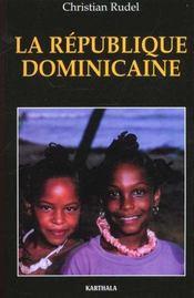 Republique Dominicaine - Intérieur - Format classique