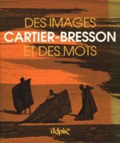 Des Images Et Des Mots (+Dvd) - Couverture - Format classique