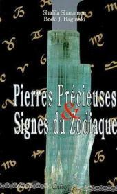 Les Pierres Precieuse Et Les Signes Du Zodiaque - Couverture - Format classique