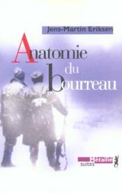 Anatomie du bourreau - Couverture - Format classique