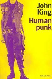 Human punk - Intérieur - Format classique